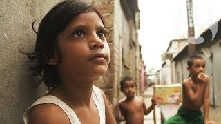 The children trapped in Bangladesh's brothel village width=