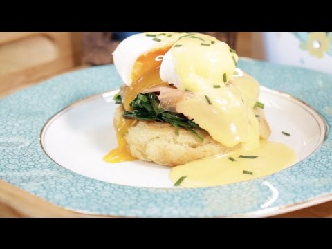 Mash Direct - Mother's Day Breakfast In Bed. Potato Cake Benedict.