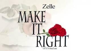 Zelle make it right