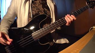 Paramore - Monster | Bass Cover