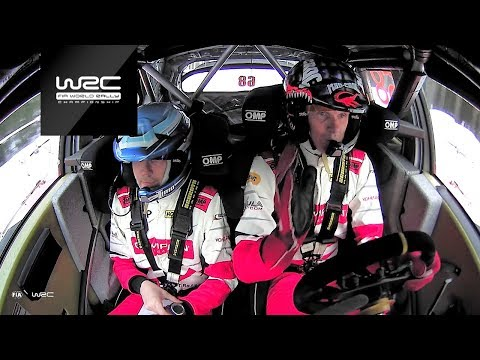 WRC - Rally Sweden 2019: Best of Onboards!
