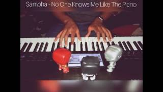 Sampha - No One Knows Me Like The Piano | Curtis Haley Piano Cover