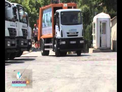 Akmercan Şirketler Grubu - Çevre Temizliği ve Katı Atık Yönetimi Tanıtım Videosu
