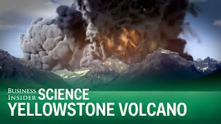 Here's what would happen if the supervolcano underneath Yellowstone National Park erupted