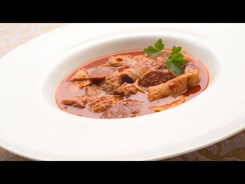 Receta de callos y morros en salsa - Karlos Arguiñano