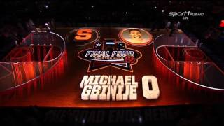 Intro Syracuse Orange - March Madness 2016 - Final Four