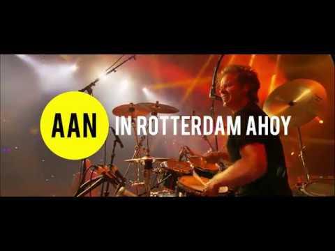 Op 15 december staat BLØF in Rotterdam Ahoy! Tickets zijn vanaf 10 februari verkrijgbaar via www.ikbenblijdatjehierbent.nl