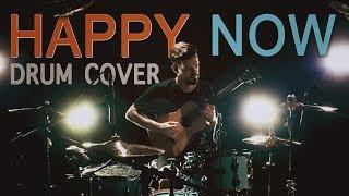 Happy Now - Walk off the Earth (Zedd Drum Cover)
