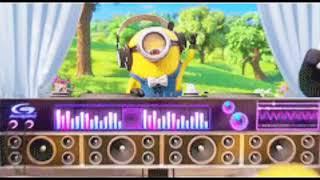 DJ minions