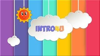 Интро для детского канала в After Effects/Intro Kids [AEP]
