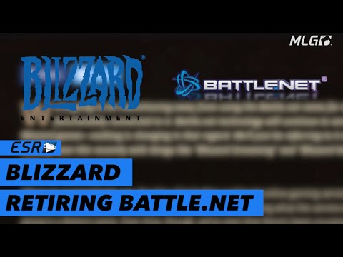 "Blizzard Bidding Farewell to ""Battle.net"""