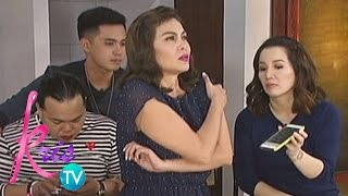 "Kris TV: K sings ""All I Ask"""