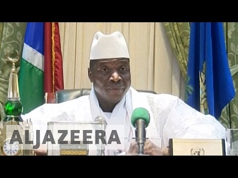 The Gambia: Yahya Jammeh says he'll step aside