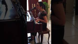 Richard Marx - Right here waiting - by Jasmin Alvarez cover