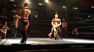 NJPW Perth Clip: Cody Soaks Up The Crowd