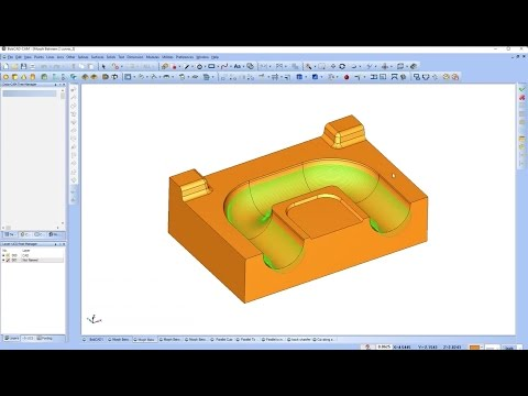 Top Advantages Surface Based Machining - BobCAD-CAM Webinar