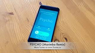 PSYCHO Ringtone - Post Malone feat. Ty Dolla $ign Tribute Marimba Remix - iPhone & Android Ringtone