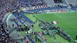 World Cup 2006 Germany Final 選手入場 FIFA Anthem