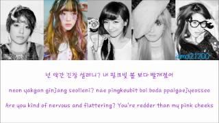 f(x) - Jet [Hangul/Romanization/English] Color & Picture Coded HD