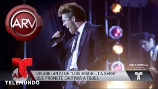 Aquí un adelanto de Luis Miguel: La Serie | Al Rojo Vivo | Telemundo