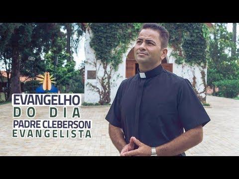 Evangelho do dia 22-06-2019 (Mt 6,24-34) - Padre Cleberson Evangelista