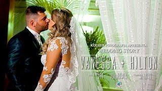 Casamento Vanessa + Hilton {Teaser}