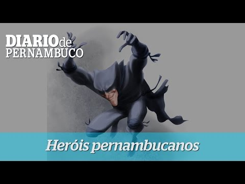 Super-Her�is pernambucanos