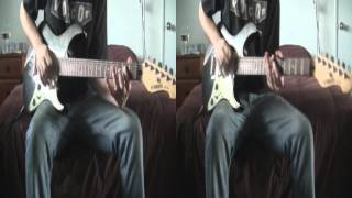 Losing Sight (Feat. Danny Worsnop) by Memphis May Fire Dual Guitar Cover with Tabs