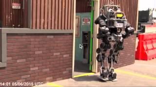 Robots Vs WWE