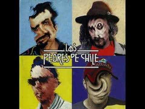 Tiempo De Rosas de Los Peores De Chile Letra y Video