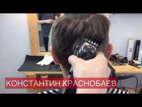 КЛАССИЧЕСКАЯ МУЖСКАЯ СТРИЖКА / CТРИЖКА МАШИНКОЙ / КАК СДЕЛАТЬ СТРИЖКУ photo