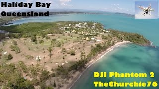 Haliday Bay, Australia - DJI Phantom 2 + H3-3D