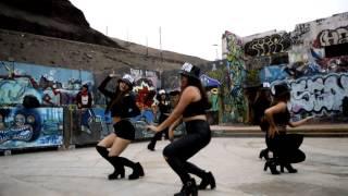4MINUTE - 미쳐(Crazy) - HANGUL STATION COVER LIMA PERÚ
