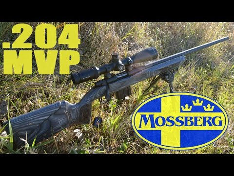 Mossberg 204 MVP Rifle Review