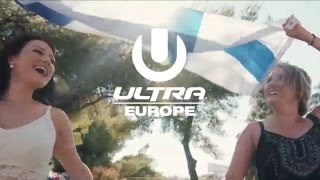ULTRA EUROPE 2016 With MILE HIGH EVENT