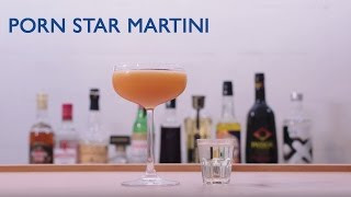 Be At One presents: How to make a Pornstar Martini