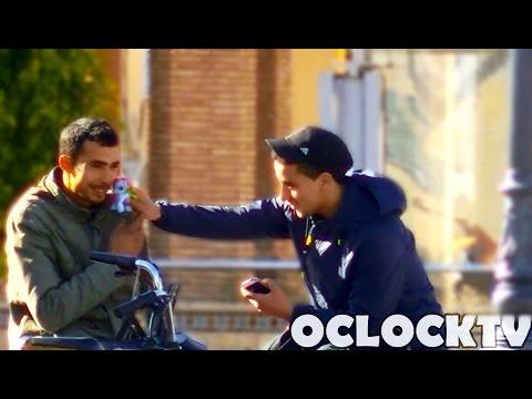 Lost Retarded Experiment - مختفون: كاين الخير في المغاربة |OClockTV