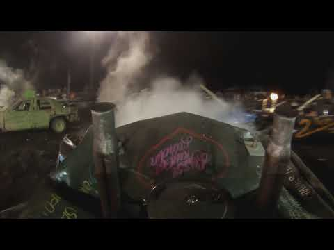 #2FAST ONBOARD DEMOLITION DERBY 2018