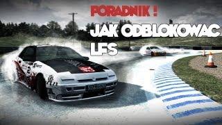 Poradnik #01 - Jak odblokować LFS (Live for Speed) na Win 7, 8, 10 i XP