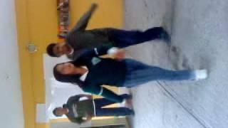 bailando  reggae