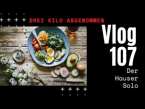 Zwei Kilo abgenommen! Trotz Bier - Daily Vlog 107