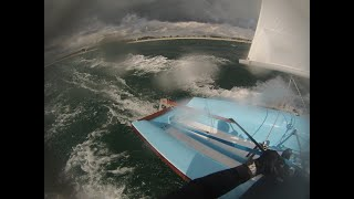 Jet sailing