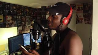 James Blake - I Need A Forest Fire ft. Bon Iver (Cover by Just-Shad ft. KidTravisOfficial