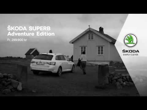 ŠKODA SUPERB – tänk längre