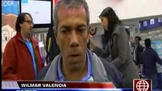 """Wilmar Valencia: """"El examen médico en nuestro país es un saludo a la bandera"""""""