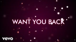 HAIM - Want You Back Lyrics)