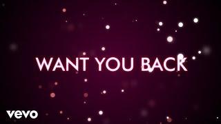 HAIM - Want You Back Lyrics)