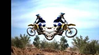 Kickstart my heart motocross