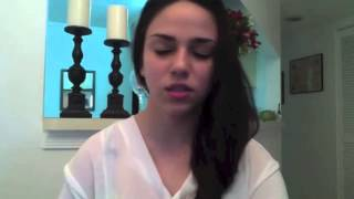 Young and Beautiful by Lana Del Rey Official Video- Cover Alexandra Santanna