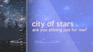 Emma Stone, Ryan Gosling - 'City of Stars' (LYRICS) [From La La Land]